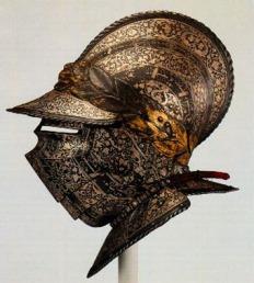 Filippo Negroli armour
