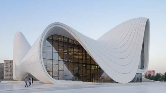 zahaAzerbaijan Heydar Aliyev Centre