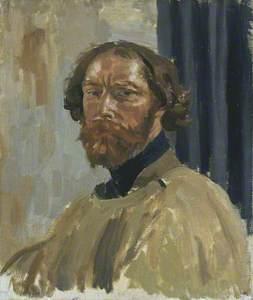 Augustus Edwin John (1878–1961) self portrait.jpg